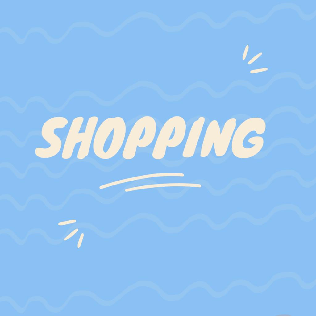 Shopping Myrtle Beach